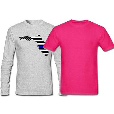 custom design shirts Florida